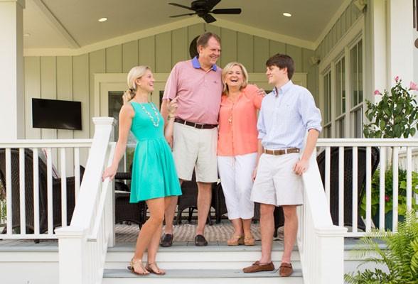 Ledbetter family